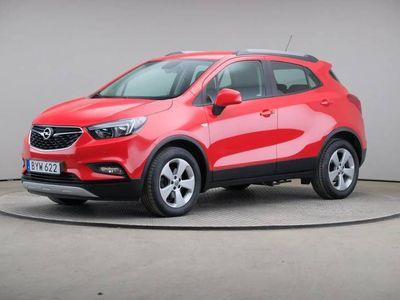 begagnad Opel Mokka X 1.6 Cdti 4x4 Enjoy Komfort Plus Drag M-värm