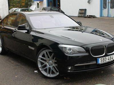 begagnad BMW 740 d xDrive Steptronic 306hk (5300 mil)