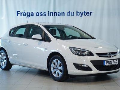 begagnad Opel Astra Active 5 dörrar 1.6 CDTI ecoFLEX 110 hk inkl. Start/Stop (MT6)