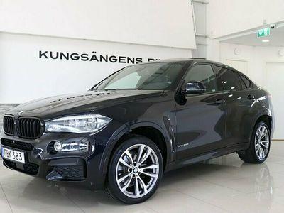 begagnad BMW X6 30d xDrive M-Sport Värmare 360° H/K Taklucka 258hk