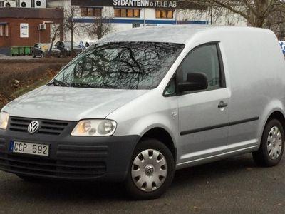 gebraucht VW Caddy 1.9 TDI Skåp (105hk)