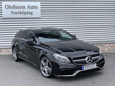 begagnad Mercedes CLS63 AMG AMG 4MATIC Shooting Brak