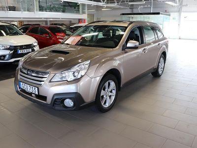 begagnad Subaru Outback 2.0d Businessplus 4WD 150 Hk Aut Backkamera