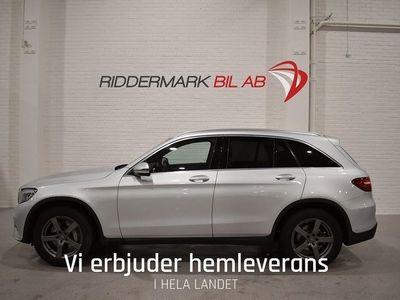 begagnad Mercedes GLC250 d 4M 250d 4MATIC AMG Sport Eu6 204hk D-VÄRM
