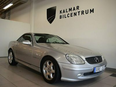 begagnad Mercedes SLK230 Kompressor Cabriolet Automat 197hk