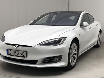 used Tesla Model S 90D (428hk)