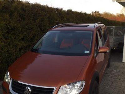 brugt VW Touran Cross 2.0tdi 170hk automat -09
