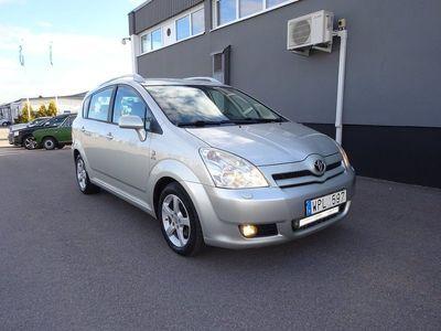 begagnad Toyota Corolla Verso 2.0 D-4D 7-sits 116hk.bes till 20210228