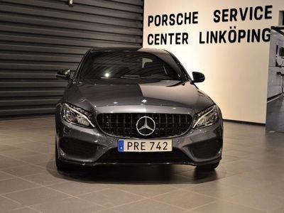 begagnad Mercedes C220 - Benzd 4 - Matic AMG Nypris: 431 400: -