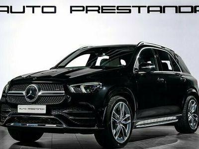 begagnad Mercedes 450 GLE BenzAMG 4MATIC 7-SITS Topputrustad 2020, SUV Pris 815 000 kr