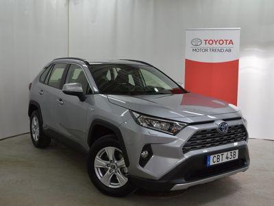 begagnad Toyota RAV4 Hybrid ACTIVE VINTERHJUL 218hk