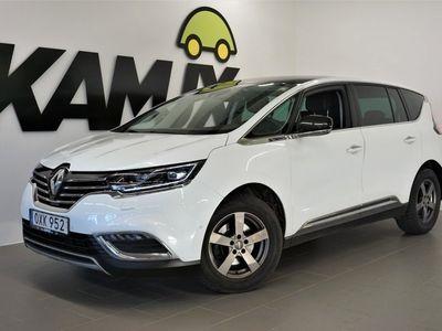 begagnad Renault Espace 1.6 dCi Manuell | Navi | Nybil garanti | Glastak | Backkamera | 7-sits |130hk