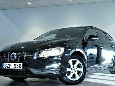 begagnad Volvo V60 Kinetic Diesel D2 115HK Manuell
