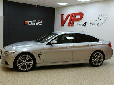 begagnad BMW 428 Gran Coupé i xDrive (245hk) Steptronic M Sport