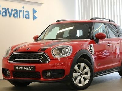 begagnad Mini Cooper Countryman SE ALL4 Experience Salt Nav PDC