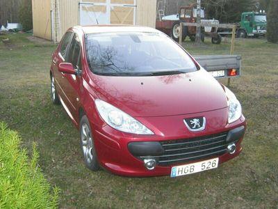 begagnad Peugeot 307 1,6 HDI 5D