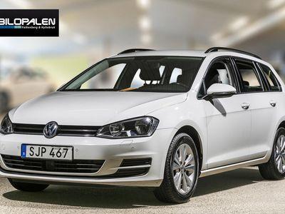 begagnad VW Golf Sportscombi 1,2TSI 110