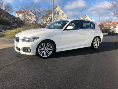 begagnad BMW 116 d M-sport -16