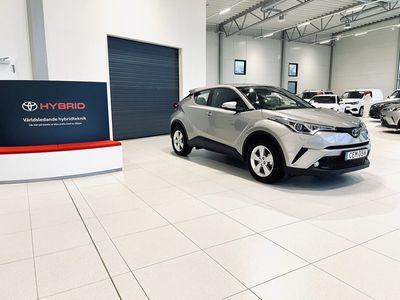 begagnad Toyota C-HR 1.2T 2WD (116hk)