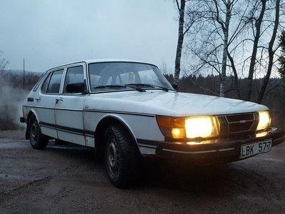 begagnad Saab 900 gl