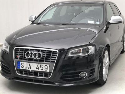 begagnad Audi S3 Sportback 2.0 TFSI