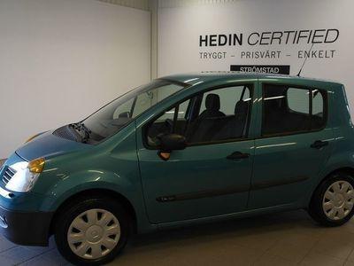 begagnad Renault Modus 1,4 Låga mil S/V däck