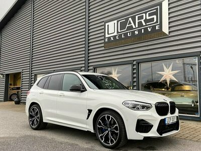 begagnad BMW X3 M Competition Competion / Panorama / 610 mil