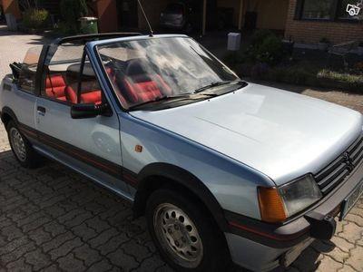 begagnad Peugeot 205 cti -90