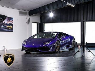 begagnad Lamborghini Huracán Huracán/ Ad Personam / Sv-såld