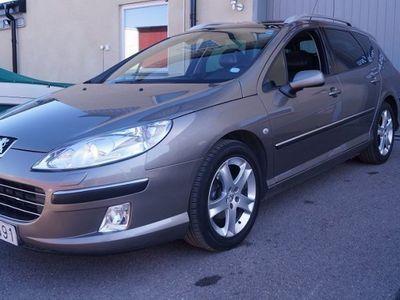 begagnad Peugeot 407 SW 2.0 HDi 6-vxl