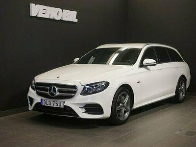 begagnad Mercedes E300 E BenzPLUG-IN Hybrid kombi AMG 2020, Kombi Pris 479 000 kr
