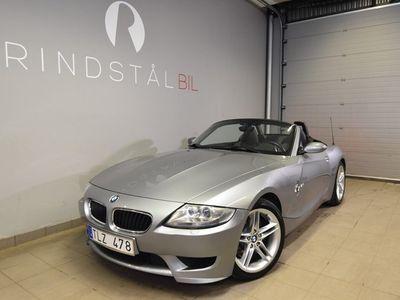 "begagnad BMW Z4 M Roadster 343 HK 4900MIL 18"""