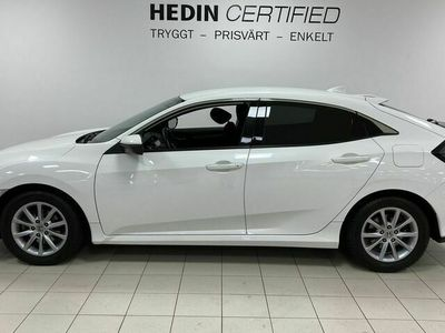 begagnad Honda Civic 1.0T Elegance Navi,Backkamera 129hk