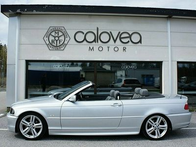 begagnad BMW 320 Cabriolet Ci Convertible Ci 170 SKINN NAVI ELSTOL 2.99%