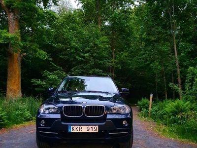 begagnad BMW X5 3.0d 235hk sv-såld