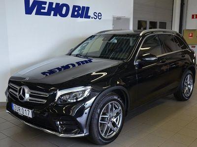begagnad Mercedes GLC220 d 4Matic, AMG Line, Backkamera, Navigation