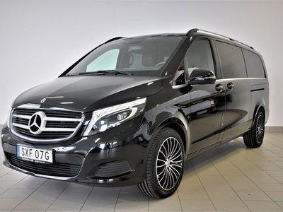begagnad Mercedes V250 d Avantgarde XL 7G-Troni