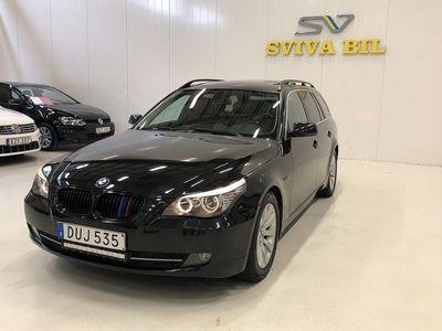 "begagnad BMW 525 Auto,218hk""M-Sport""Panoramatak"