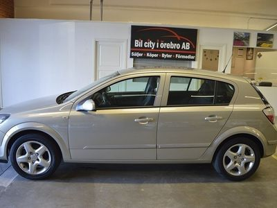 begagnad Opel Astra 1.6 (105hk) Twinport 1-Ägare / Låg -07