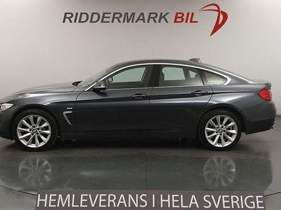 begagnad BMW 428 Gran Coupé i xD M-Värm Drag EU6 245hk