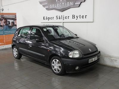 usado Renault Clio R.S. 5-dörra Halvkombi 1.4 (98hk)KAMREM-BYTT