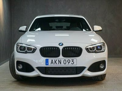 begagnad BMW 118 i M-Sport Euro 6 Fullservad V-Hjul