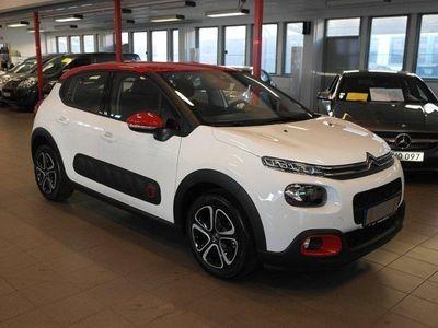 begagnad Citroën C3 PureTech 110hk Feel