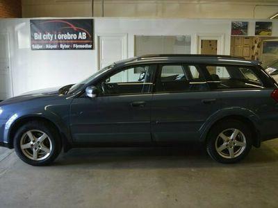 begagnad Subaru Outback 2.5 4WD Automat 2-Ägare Xenon Drag 2006, Kombi Pris 64 900 kr