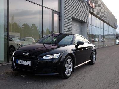 begagnad Audi TT Coupé COUPE 1.8 TFSI 180 HK COUPE 1.