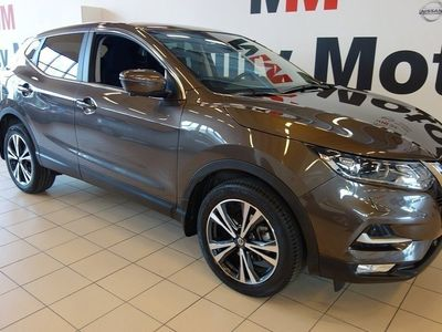 used Nissan Qashqai 1.2 DIG-T XTRONIC-CVT N-CONNECTA DEMOBIL