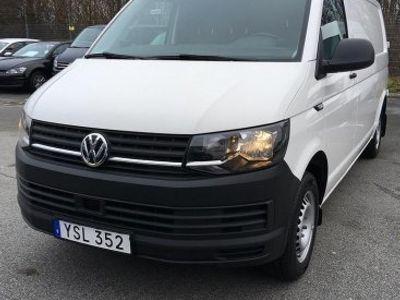 begagnad VW T6 SKÅP TRP PROLINE 102HK -18