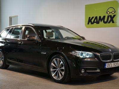 begagnad BMW 520 d Sport Panorama D-värm H/K Läder Drag 190hk