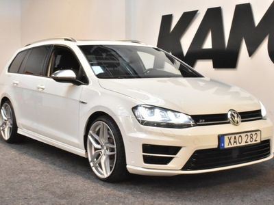begagnad VW Golf VariantR2.0 | 4Motion | Dynaudio | B-Kamera | Panorama | 2015, Kombi 228 900 kr