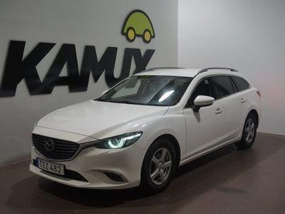 begagnad Mazda 6 2.2 SKYACTIV-D AWD Automatisk, 175hk, 2015